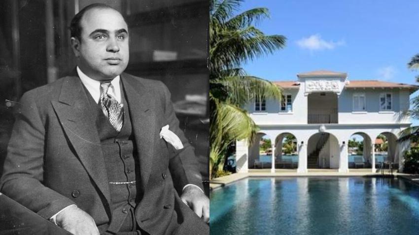 Antigua mansión en Miami Beach de Al Capone será demolida