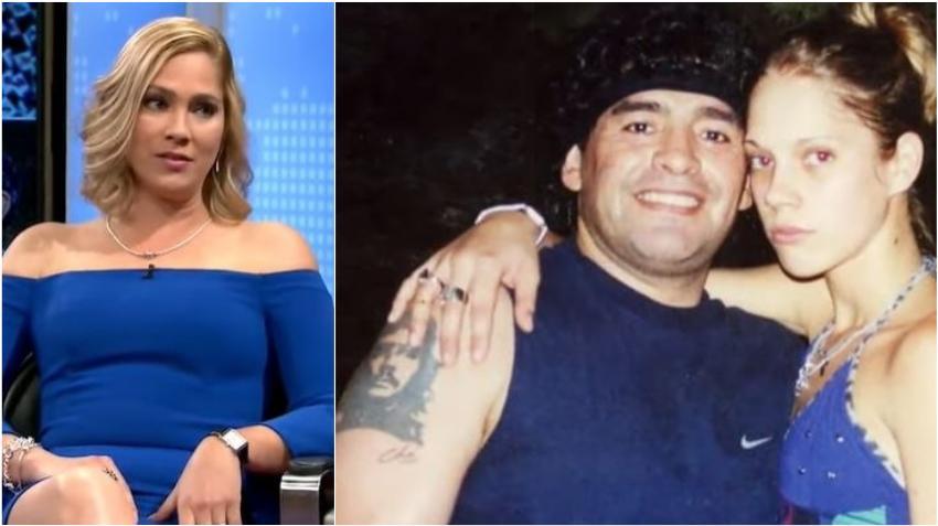 Rompe el silencio la que fuera novia menor de edad de Maradona en Cuba