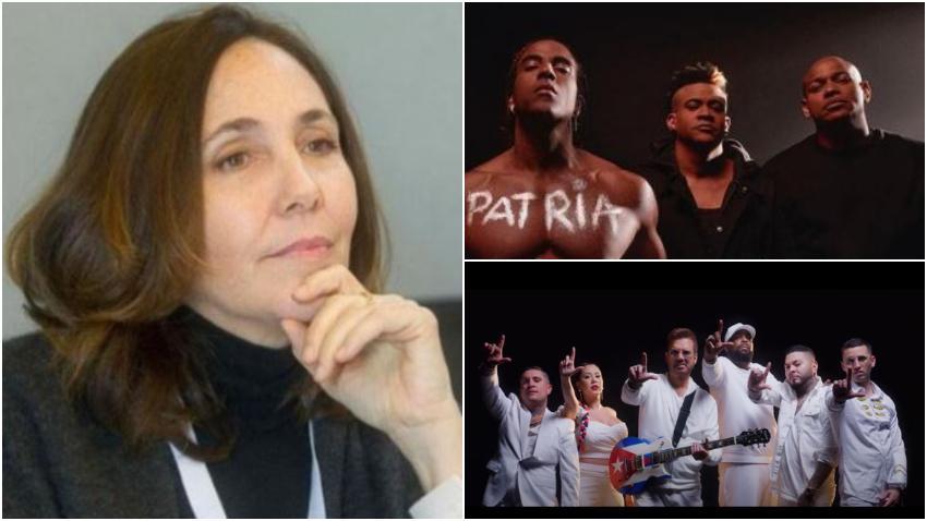 Mariela Castro insulta a artistas cubanos que se oponen al gobierno de Cuba