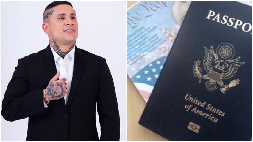 Osmani García estudia para sacar la ciudadanía de Estados Unidos