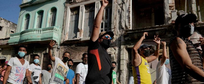 Prensa oficialista vaticina que la marcha pacífica convocada por los cubanos para el 20 de noviembre no tendrá lugar