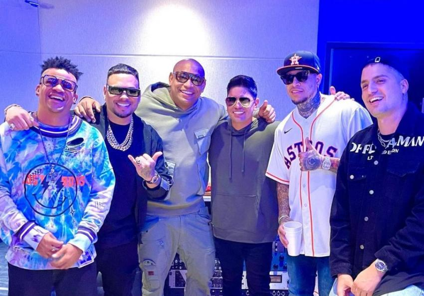 Varios reguetoneros cubanos se unen en un disco del productor Dale Pututi