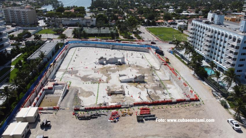 Algunos familiares de víctimas del edificio de Surfside en Miami-Dade piden que se haga un memorial y no construyan sobre los muertos